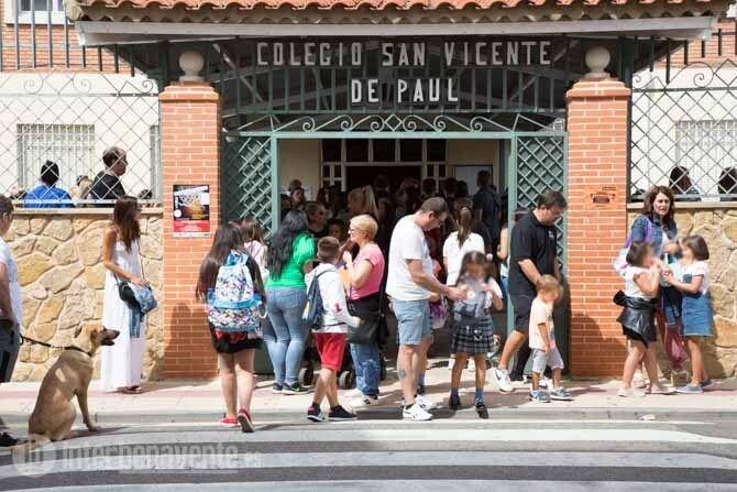10 520 Escolares Comenzaban Hoy Sus Clases En La Provincia