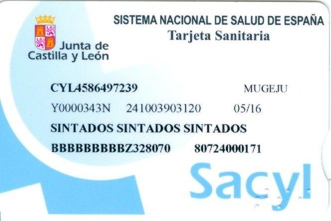 Una Nueva Tarjeta Sanitaria En Castilla Y Leon Que Facilitara La
