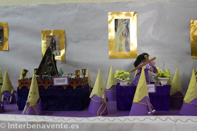 Los Ninos Del Colegio Las Eras Exponen Sus Trabajos Sobre La Semana